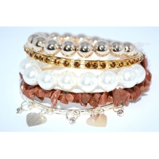 5 Fashion Armbanden