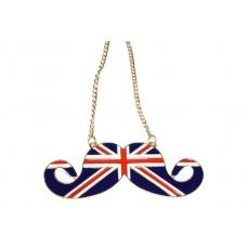 Britse Vlag Snor Ketting