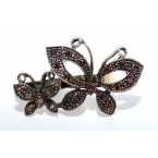 Twee Vlinders Ring