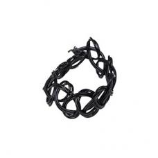 Elastische Zwarte Ring