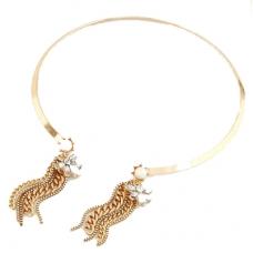 Gouden Chain Nek Ketting