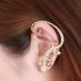 Gouden Hagedis Ear Cuff