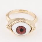 Gouden Oog Ring