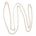 Gouden Parel Body Chain