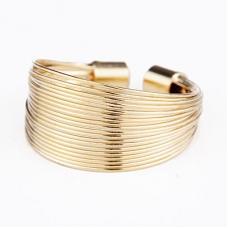 Gouden Ringen Lagen Ring