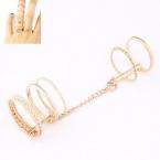 Gouden Vinger Ringen
