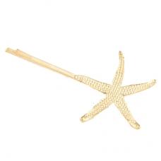 Gouden Zeester Haar Clip