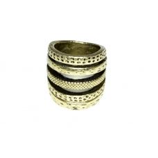 Gouden Vijf Ringen Ring