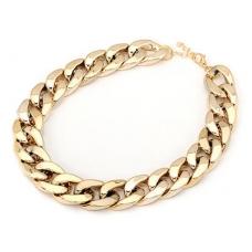 Gouden Chain Halsketting