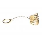 Gouden Chain Ring