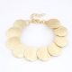 Gouden Cirkels Armband