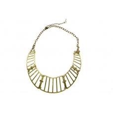 Gouden Cleopatra Hals Ketting