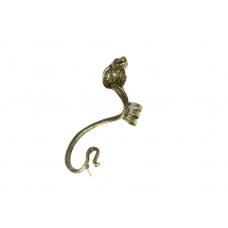 Gouden Cobra Ear Cuff