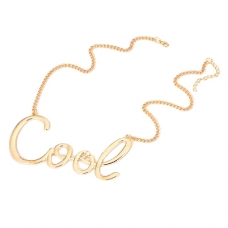 Gouden Cool Ketting