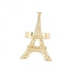 Gouden Eiffeltoren Ring