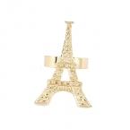 Gouden Eiffel Toren Ring II