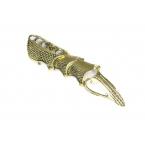 Gouden Full Armor Ring