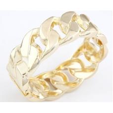 Gouden Gewoven Armband