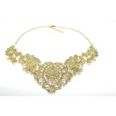 Gouden Hals Ketting