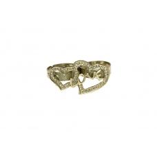 Gouden Harten & Love Ring