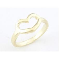 Gouden Hartje Ring