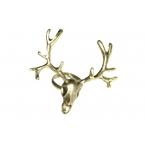 Gouden Hert Ring