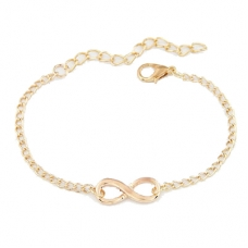 Gouden Infinity Armband