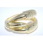 Gouden Klauw Armband