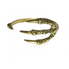 Oud Gouden Klauw Armband
