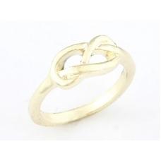 Gouden Knoop Ring