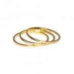 Gouden Knuckle Ringen