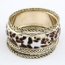 Gouden Leopard Armbanden
