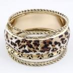 Gouden Leopard Armbanden II