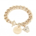 Gouden Leopard Chain Armband