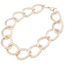 Gouden Ringen Ketting