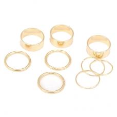 Gouden Ringen Set