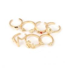 Gouden Ringen Set I