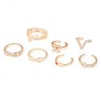 Gouden Ringen Set V