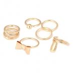 Gouden Ringen Set VII