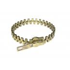 Gouden Rits Armband