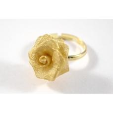 Gouden Roos Ring