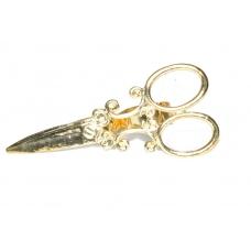 Gouden Schaar Ring