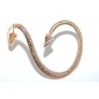 Gouden Slang Ear Cuff
