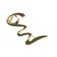 Gouden Sliert Ear Cuff