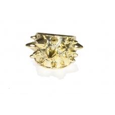 Gouden Spikes Ring 'II'