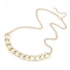Gouden Unieke Chain Ketting