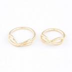 Gouden Vlecht Ringen