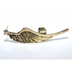 Gouden Vleugel Ear Cuff