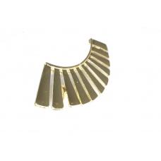 Gouden Waaier Ear Cuff