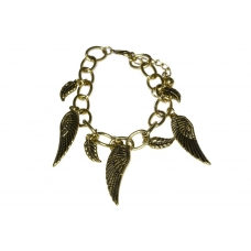 Gouden Wings Armband